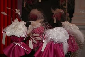 vintage bridal birdcage veils