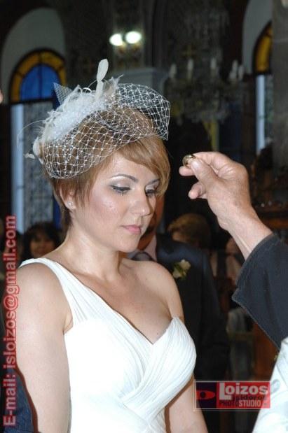 Real life bride – a Greek celebration!