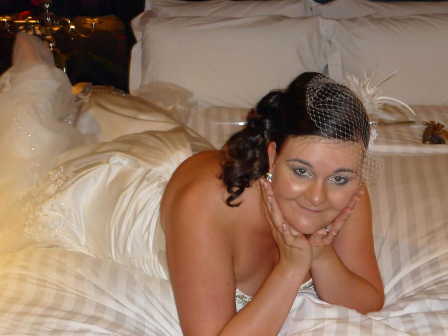 Real Life Wedding! Lovely Laura's Bespoke Birdcage