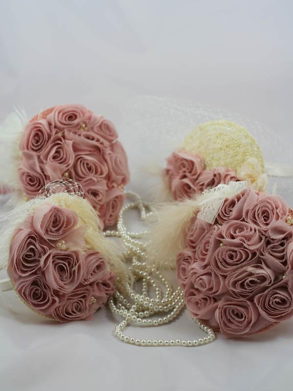 Dusky Pink Roses….