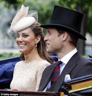 The Royal Jubilee Fascinators – Princesses Catherine, Beatrice and Eugenie and more!