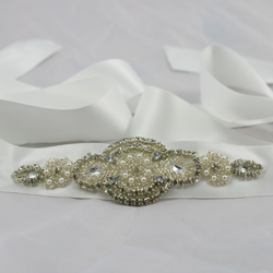 Clova Bridal Belt
