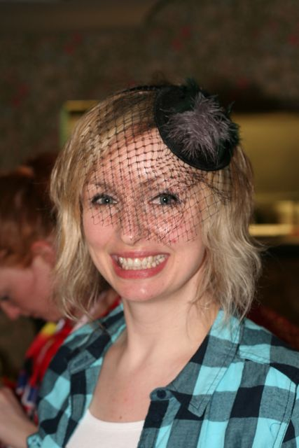 Another Fascinator Making Hen Party in Edinburgh