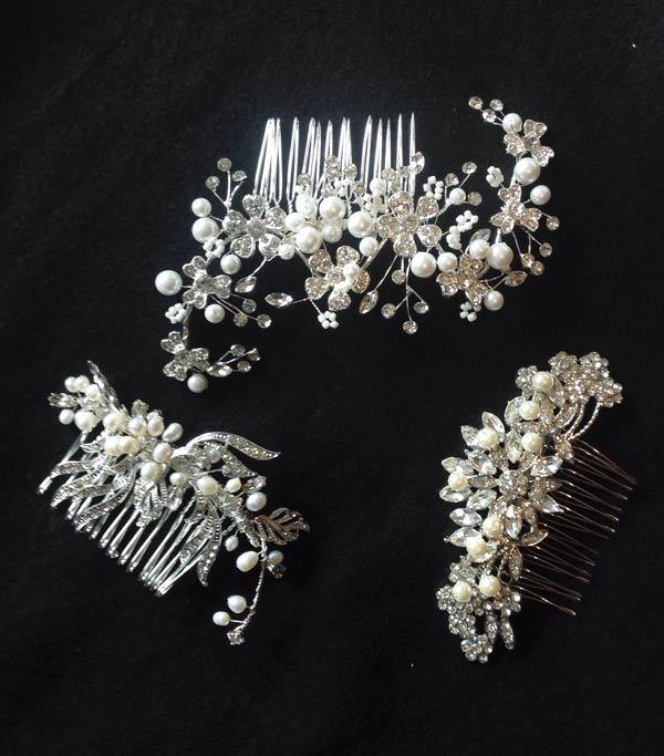 New bridal combs