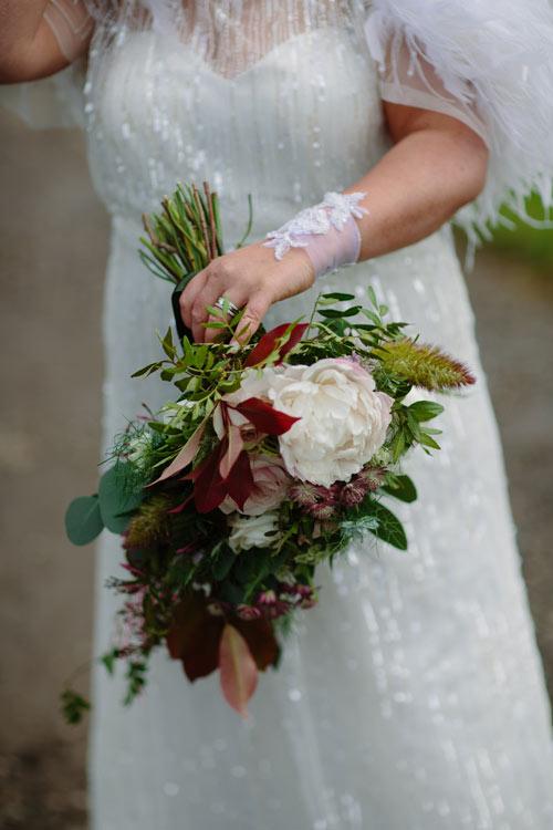 Anita's Fabulous Bridal Cuff