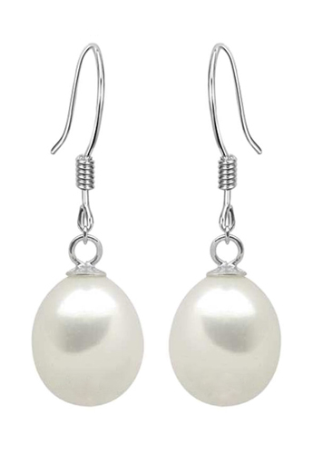 SALE NOW ON! 10% off plus free pearl and sterling silver earrings