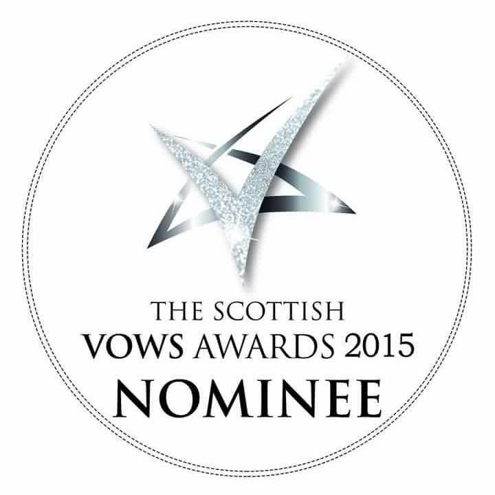 ARABELLA BRIDAL – VOWS AWARD 2015 FINALIST!